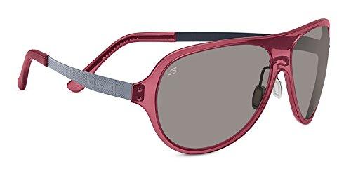 Serengeti eyewear lunettes de soleil alice M Rouge - Crystal Wine 916d6ef4cd80