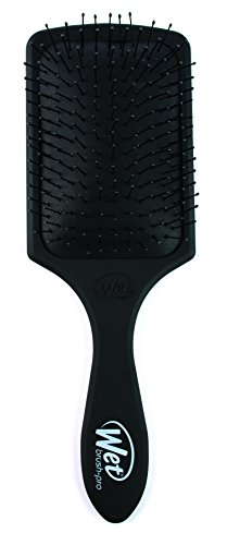 WET BRUSH Paddle Pro Brosse Noir