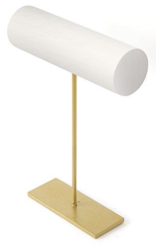 gelco-3467937095597-capella-porta-bracciale-mdf-e-metallo-epossidico-dorato-45-x-20-x-19-cm