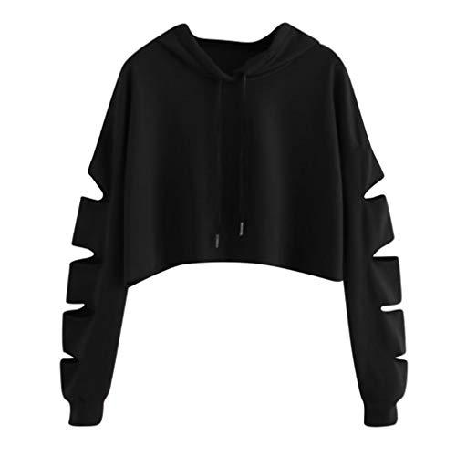 Bazhahei donna top,felpe tumblr ragazza, fashion design donna manica lunga felpa casual pullover tops magliette tumblr-moda donna autunno nuovo top