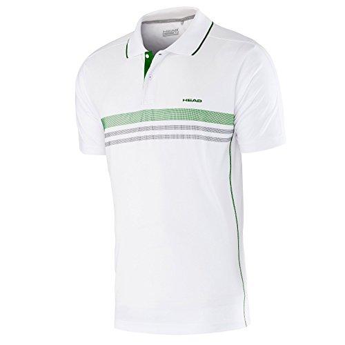adidas Oberkörper-Bekleidung Club Polo Shirt Technical Boys Blanco (WHGC)