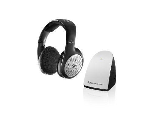 Sennheiser RS110 II Cuffie Wireless, Nero/Grigio