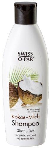 Swiss-o-Par Kokos-Milch Shampoo, 3er Pack (3 x 0.25 l)