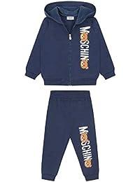 Amazon.it  Moschino - Tute da ginnastica   Abbigliamento sportivo ... 6b4ef624de4