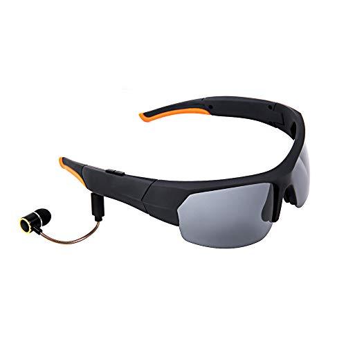 Preisvergleich Produktbild LCPG Bluetooth Brille Sport Sonnenbrille Linsen Stereo Bluetooth Musik + Brille Tornado Radfahren Laufen Sport Sonnenbrille