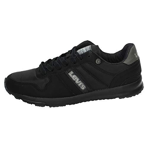 Levi's Schuhe Sneaker Baylor Brilliant Black 227240-1920-60 W18-LVSS Größe 44
