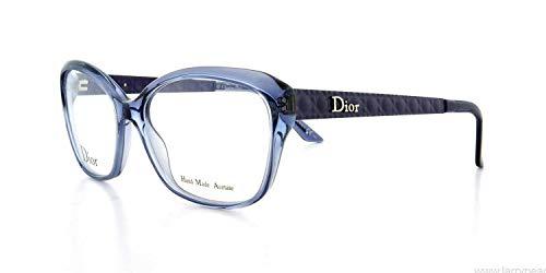 Dior 3221Brillen 0GF9Blau Violett 53-15-140
