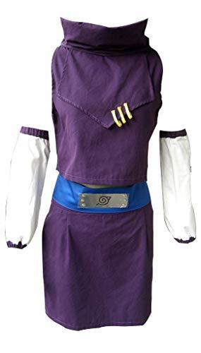 Ino Kostüm Naruto - Mtxc Women's Naruto Ino 1. Cosplay Kostüm Yamanaka
