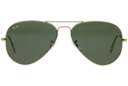 Ray-Ban - Unisexsonnenbrille - RB3025 L0205 58 - Aviator RB3025