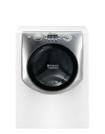 Hotpoint-Ariston AQ83F 29 IT Lave linge 8 kg 1200 trs/min A+++ Argent, Blanc