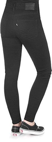 Levi's Damen, Skinny, Jeans, 721 High Rise Skinny, Black Sheep, 27W / 28L (Levis High Rise Skinny Jeans)