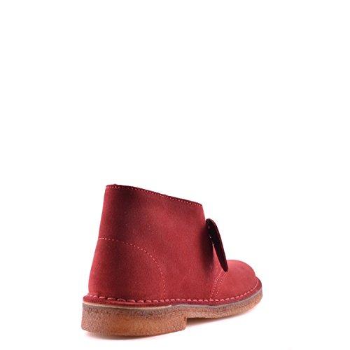 Schuhe Clarks Burgund