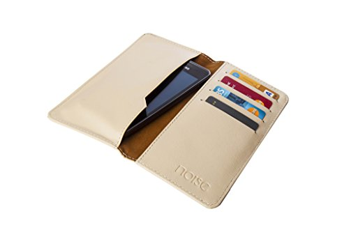 Noise Micromax X247 Beige Mobile Pouch  available at amazon for Rs.249