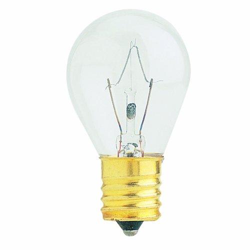 Feit Energiesparlampe Elektrische bp25s11N 25Watt S11hi-intensity Glühbirne, klar,, BP25S11N, 25watts, 120 volts
