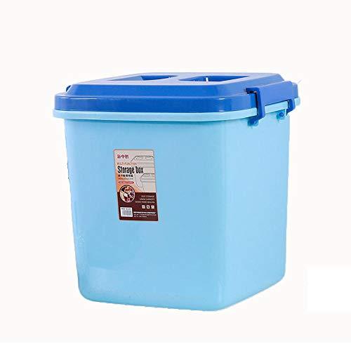 FYJHRR Haustiere füttern Katzenfutter Hundefutter Vorratsbehälter mit Löffel Getreidespender Aufbewahrungsbox Küchenschrank-Organisatoren Haferflocken/Nuss/Kaffeebohnen/Mehl/Pasta/Snacks