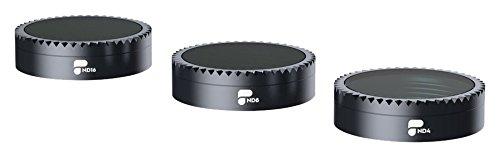 PolarPro Filter 3-er Set für DJI Mavic Air Standard Series ND4, ND8 und ND16 Filter