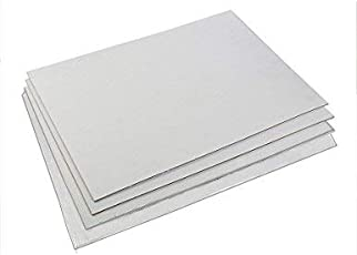 Paraspapermart A3 Choksi-mounting Board Pack of 3 pcs/Cardstock Paper - 600 GSM / 1 MM Thick