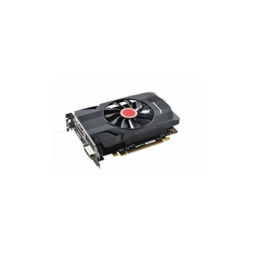 Galleria fotografica XFX rx-560p4sfg5scheda grafica AMD Radeon RX 5601294MHz 4GB DP/HDMI/DVI