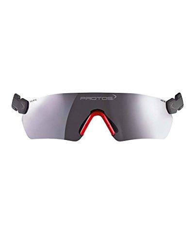 Protos integrale Schutzbrille für Helmsystem, Farbe:getönt