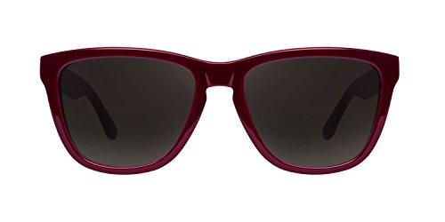 n ODamen8XHerren9 Burgundy bordeaux Sonnenbrillen 4 ()