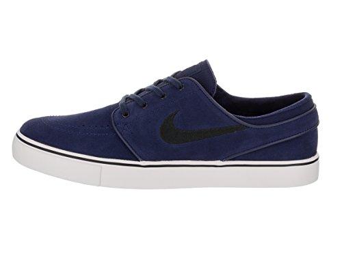 Nike Herren Zoom Stefan Janoski Skateboardschuhe Dunkelblau (Binary Blue/Black)