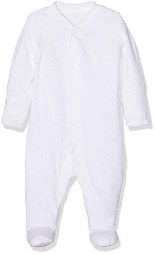 Mothercare Unisex Baby Schlafstrampler 3 Pack, Weiß (White 61), 12-18 Months (Manufacturer Size:86CM)
