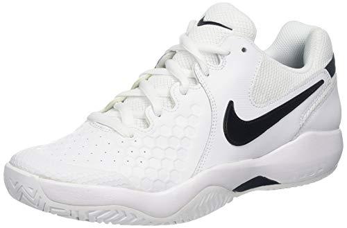 Air Tennis Zoom Resistance White Navy Scanner Nike 6gbf7y