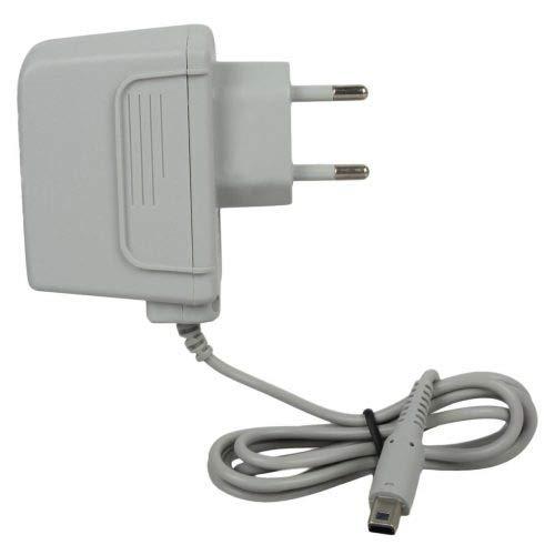 Link-e : graues ladegerät für die Nintendo DS Lite konsole (kabel, ladekabel, netzteil, stromkabel...)