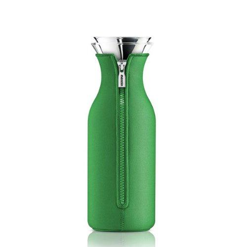 Eva Solo Kühlschrankkaraffe mit Neoprenanzug Jolly Green 1,0 l