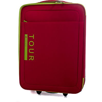 RONCATO TOUR TROLLEY CABINA RYAN AIR 55x40x20 cm. (ROSSO)