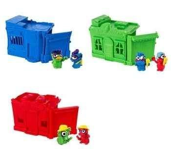 ZOMLINGS PARKING SERIE 5 (1unidad)