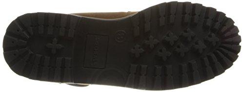 Skechers Sergeants-Verdict, Chaussures montantes homme Marron (Cdb)