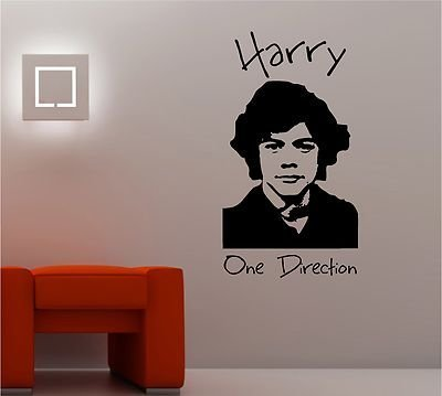 online-design-wandtattoo-harry-styles-one-direction-pvc-rose