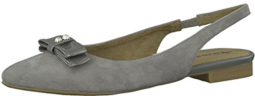 Tamaris Schuhe 1-1-29410-38 Damen Ballerinas, Sandalen, Sandaletten Grey