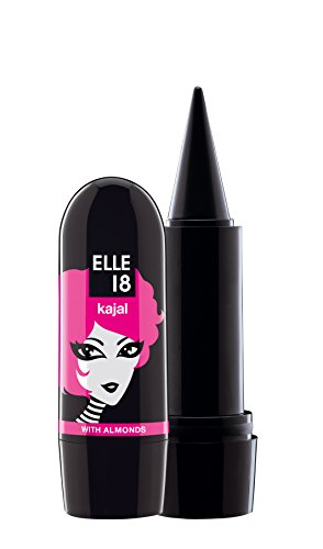 Elle 18 Kajal (Black, 3ML)