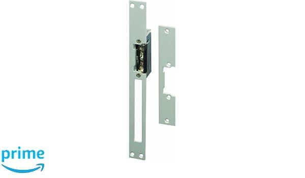 SCS SEN4131181 Electric Door-Opener for Small//Tall Doors to be Fitted Reversible Steel
