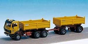 Viessmann - Vehículo para modelismo ferroviario Kipper H0 Escala 1:87