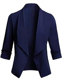 size 40 c4223 60bda Amazon.it: giacca donna elegante - Giacche da abito e blazer ...