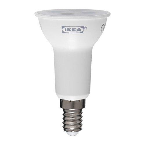 """Gebraucht, IKEA LED-Lampe """"Ledare"""" Reflektor-Lampe R 50 mit E14 gebraucht kaufen  Wird an jeden Ort in Deutschland"""