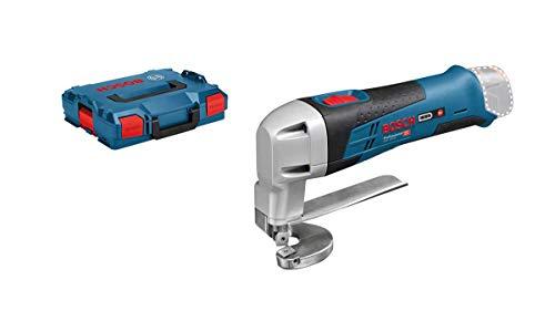 Bosch 060192610A Cisaille à Tôle GSC 12 V-13 sans Batterie 12 V...