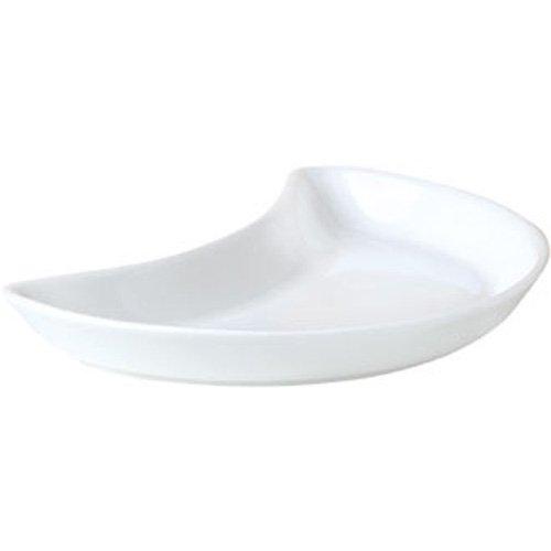 lote de 12 Steelite Monte Carlo v3763pimienta Shaker color blanco