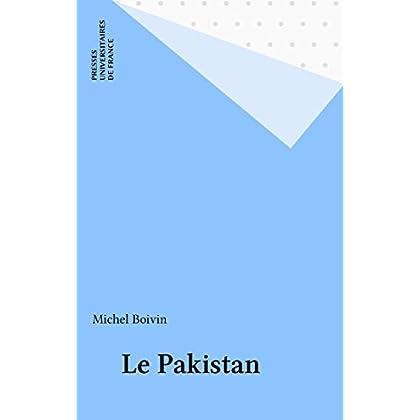 Le Pakistan (Que sais-je ? t. 970)