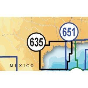 NAVIONICS PLATINUM PLUS WEST GULF OF MEXICO ON SD/MICRO SD BY Navionics Plt