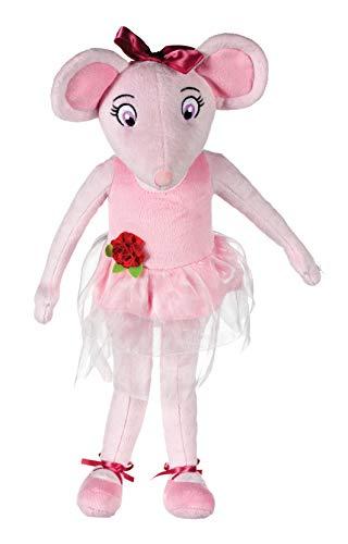Angelina Ballerina Puppe Plüschpuppe 45 cm NEU mit Etikett