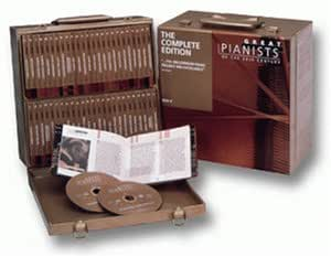 Les Grands pianistes du XXe siècle - L'Edition complète 200 CD