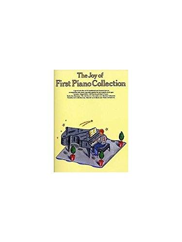 The Joy Of First Piano Collection - Partitions