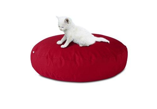 avandeo - Felicia Cat Sitzsack - rot