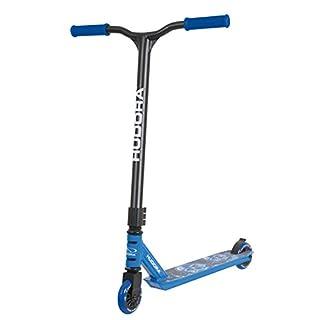 HUDORA Stunt-Scooter XQ-12, blau - 14025 - Freestyle Tretroller