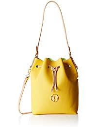 TRUSSARDI JEANS by Trussardi 75bp0453 - bolso cubo Mujer