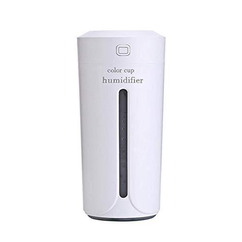 Black Banba Humidificador, Ultrasónico USB Portátil Humidificadores De Aire Purificador para Coches...